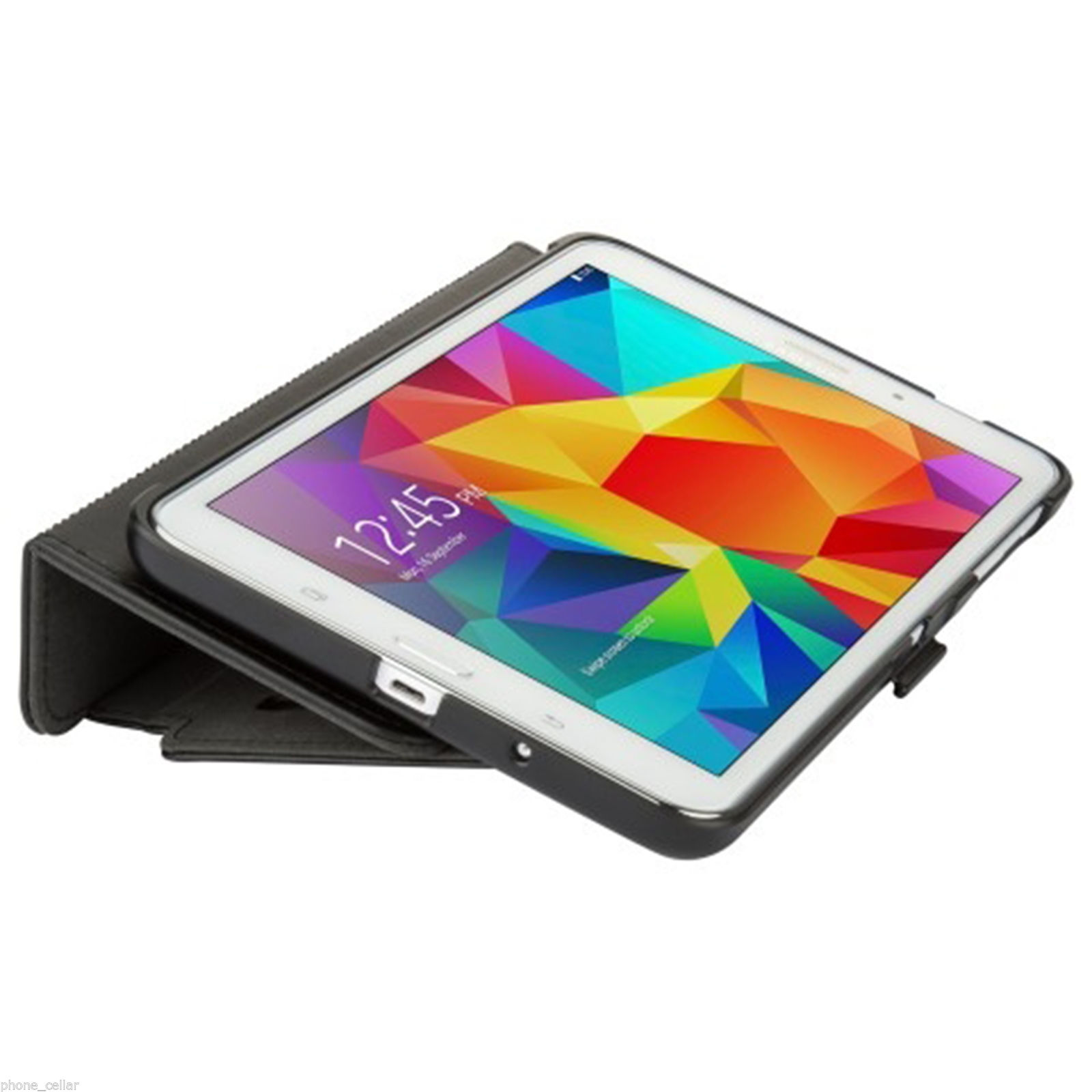 check out c5824 a318e Speck Samsung Galaxy Tab 4 'StyleFolio' Flip Cover Stand ...